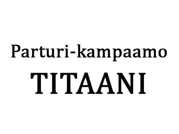 Parturi-kampaamo Titaani